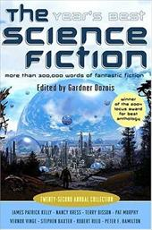 The Year's Best Science Fiction - Dozois, Gardner