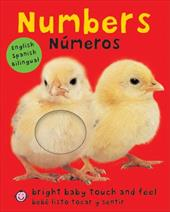 Numbers/Numeros - Priddy Books