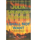 I Shall Not Want - Julia Spencer-Fleming