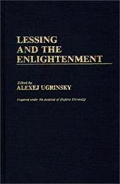 Lessing and the Enlightenment - Unknown / Ugrinsky, Alexej