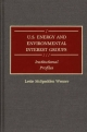 U.S. Energy and Environmental Interest Groups - Lettie McSpadden Wenner