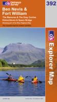 Ben Nevis and Fort William, The Mamores and The Grey Corries