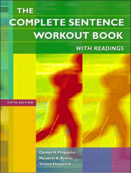 The Complete Sentence Workout Book with Readings - Carolyn H. Fitzpatrick