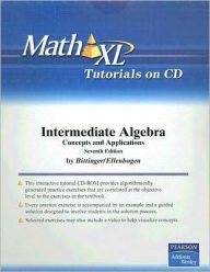 Intermediate Algebra: Concepts and Applications - Marvin L. Bittinger
