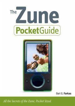 The Zune Pocket Guide - Farkas, Bart