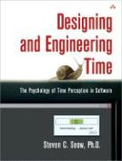 Designing and Engineering Time: The Psychology of Time Perception in Software