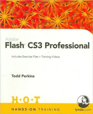 Adobe Flash CS3 Professional (Hands-On Training Series) - Todd Perkins