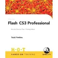 Adobe Flash CS3 Professional : Includes Exercise Files and Demo Movies - Perkins, Todd