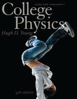 College Physics with Masteringphysics(r)