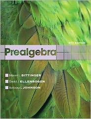 Prealgebra - Marvin L. Bittinger, Barbara L. Johnson, David J. Ellenbogen