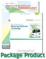 Medical Terminology Online for Mastering Healthcare Terminology - Spiral Bound (User Guide, Access Code and Textbook Package) - Betsy J. Shiland