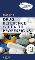 Mosby's Drug Reference for Health Professions - Mosby