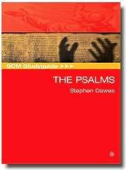 SCM Studyguide: Psalms - Stephen B. Dawes