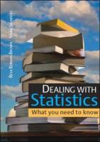 Dealing with Statistics: What You Need to Know