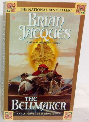THE BALLMAKER - A Novel of Redwall ( Englische Ausgabe ) - BRIAN JACQUES