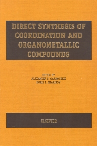 Direct Synthesis of Coordination and Organometallic Compounds