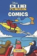 Disney Club Penguin Comics, Volume 1