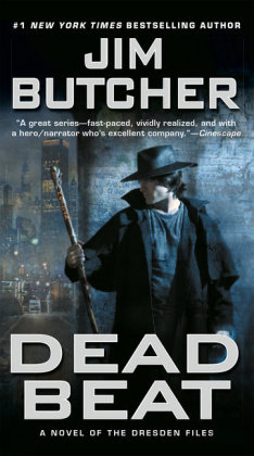 Dresden Files: Dresden Files, Dead Beat - Butcher, Jim