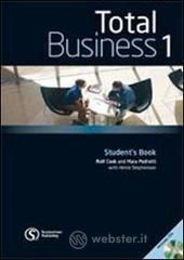 Total business. Student's book. Con CD Audio. Per le Scuole superiori