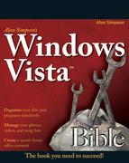 Alan Simpson;Todd Meister: Alan Simpson´s Windows Vista Bible