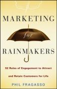 Marketing for Rainmakers