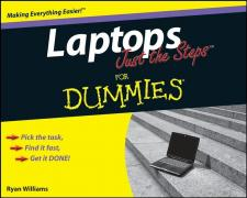 Laptops Just the Steps for Dummies