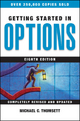Getting Started in Options - Michael C. Thomsett