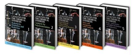 Catalysts for Fine Chemical Synthesis, , Set