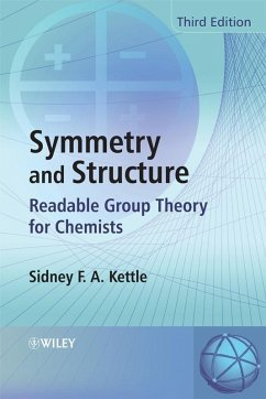 Symmetry and Structure (eBook, PDF) - Kettle, Sydney F. A.