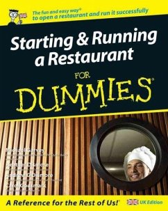 Starting and Running a Restaurant For Dummies - Godsmark, Carol Garvey, Michael Dismore, Heather Dismore, Andrew G.