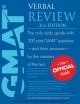 The Official Guide for GMAT Verbal Review - UNKNOWN