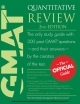 The Official Guide for GMAT Quantitative Review - UNKNOWN