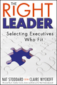 The Right Leader - Nat Stoddard;  Claire Wyckoff