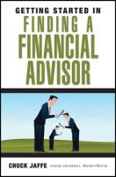 Finding a Financial Advisor