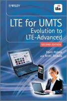 LTE for UMTS
