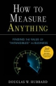 How to Measure Anything - Douglas W. Hubbard