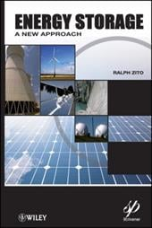 Energy Storage: A New Approach - Zito, Ralph