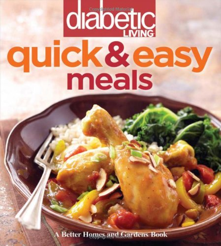 Quick & Easy Meals (Diabetic Living) - Wiley