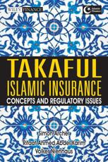 Takaful Islamic Insurance - Archer, Simon (EDT)/ Karim, Rifaat Ahmed Abdel (EDT)/ Nienhaus, Volker (EDT)
