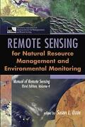 Manual of Remote Sensing, Remote Sensing for Natural Resource Management and Environmental Monitoring