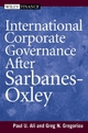 International Corporate Governance After Sarbanes-Oxley - Paul Ali; Greg N. Gregoriou