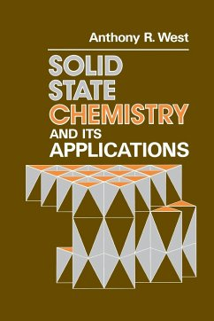 Solid State Chemistry and Its Applications - West, Anthony R.