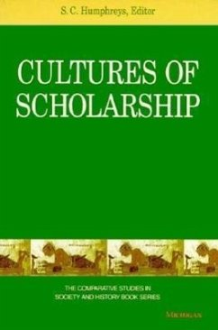 Cultures of Scholarship - Humphreys, S. Craig