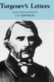 Letters - Ivan Turgenev; A.V. Knowles