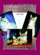 Cats and Kittens: 24 Ready-To-Mail Color Photo Postcards