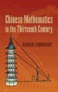 Chinese Mathematics in the Thirteenth Century: The Shu-Shu Chiu-Chang of Ch'in Chiu-Shao