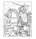 Kings and Queens of England Coloring Book - John Green