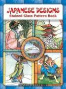 Japanese Designs Stained Glass Pattern Book