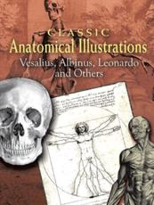 Classic Anatomical Illustrations - Andreas Vesalius