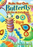 Make Your Own Butterfly Sticker Activity Book